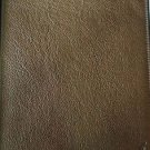 Polo Ralph Lauren Accessories,Brown Pebbled Leather IPAD Media Cover W/Stand $98
