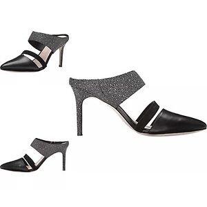 Cole Haan 0191 Womens Lexington 85 Black Dress Pumps Shoes 9.5 Medium (B,M)