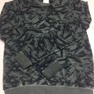 William Rast - Sweat Shirt NWOT Green/ Black Large
