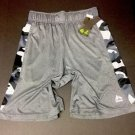 RBX Men's Performance Active Athletic Workout Short SIZE Small NWT Gray $40 MSRP