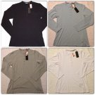 $165  Massif Armory Henley Shirt - Last One (Gray)  XXL