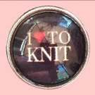 I love to Knit