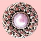 Pink Pearl Pink Stones