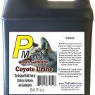 The Pee Mart - Coyote Urine 64 fl oz Bulk Filler!
