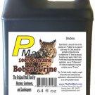 The Pee Mart - Bobcat Urine 64 oz Bulk Filler!