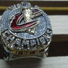 Cleveland Cavaliers 2016 Championship Ring..Lebron...Alloy Replica With 3D Engraving