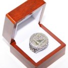 Golden State Warriors 2015 Championship Ring..Curry...Alloy Replica Ring In Wooden Box