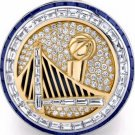 2017 Golden State Warriors Customized Replica Championship Ring..Your Name and Number
