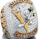 2017 Pittsburgh Penguins Championship Ring ..Solid Copper Customized With Your Name And Number