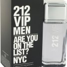 212 Vip Cologne  By Carolina Herrera for Men. 6.7 oz