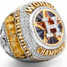 2017 Houston Astros Championship Ring... Solid Copper ..In wood box.