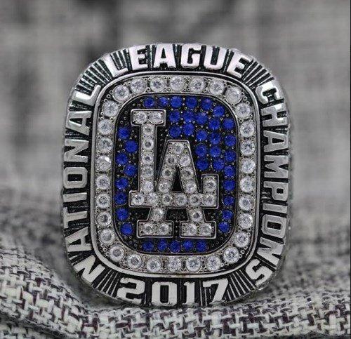 2017 LA Dodgers Ring... Solid Copper ..no box