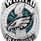 Custom 2018 Philadelphia Eagles Championship Ring. NO BOX.. Official Style