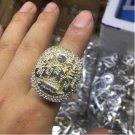 Replica Toronto Raptors 2019 Basketball Championship Ring...Alloy in box