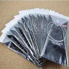 11pcs  Stainless Steel Circular Knitting Needles Set knitting needles