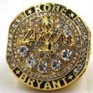 Replica Kobe Bryant - Los Angeles Lakers NBA Commemorative Ring WITH Wooden Box..