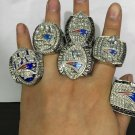Custom Replica New England Patriots Super Bowl 6 rings. Choose one... . In Box