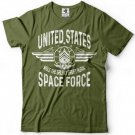 Trump Space Force T-Shirt Make The Galaxy Great Again Funny Political T shirt