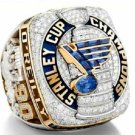 Replica 2019 St. Louis Blues Stanley Cup CHAMPIONSHIP RING..no box