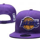 Lakers Hat.  purple