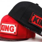 Mens KING Snapback Hats