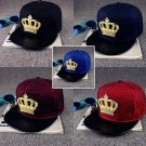 Crown KING Baseball Caps adjustable Hip Hop Hats