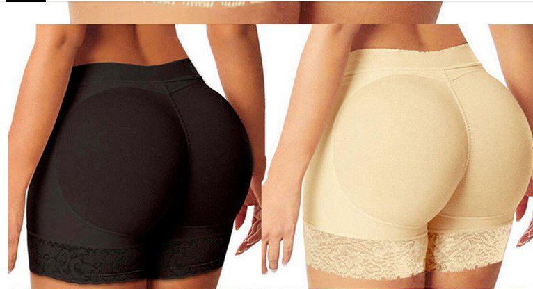 Butt Lifter Push Up Panties. Women butt lift panty