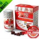 2 Day Japan Diet Supplement Original Lingzhi Fast Sliming Detox 6 Boxes 360 Caps