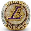 New 2020 Los Angeles Lakers NBA Championship Ring ..in wood box