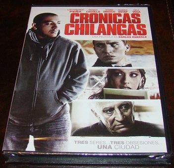 Chronicas Chilangas 2009 Comedy Spanish DVD Movie (New Unopened)