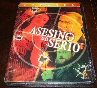 Asesino En Serio 2002 Comedy Spanish DVD Movie (New Unopened)