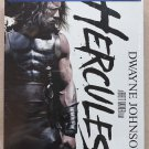 Hercules 2014 Blu-Ray + DVD + Digital Movie Collector's Tin (New Unopened)