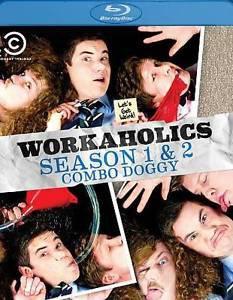 Workaholics Seasons 1 & 2 Combo Doggy Blu-Ray Comedy TV Show