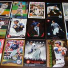 Evan Longoria 25 Different Baseball Cards Lot Tampa Bay Rays