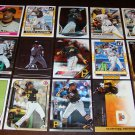 Andrew McCutchen 25 different Baseball Cards Lot Pittsburgh Pirates