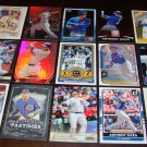 Anthony Rizzo 25 Different Baseball Cards Lot Chicago Cubs