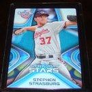 Stephen Strasburg 2014 Topps Opening Day Stars Insert Baseball Card