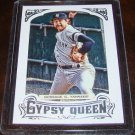 "Rich ""Goose"" Gossage 2014 Gypsy Queen Framed Silver Parallel Baseball Card"