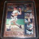 Greg Maddux 1996 Topps Focal Point Insert Baseball Card