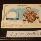 Buster Posey 2014 Allen & Ginter's Jersey Swatch Baseball Card