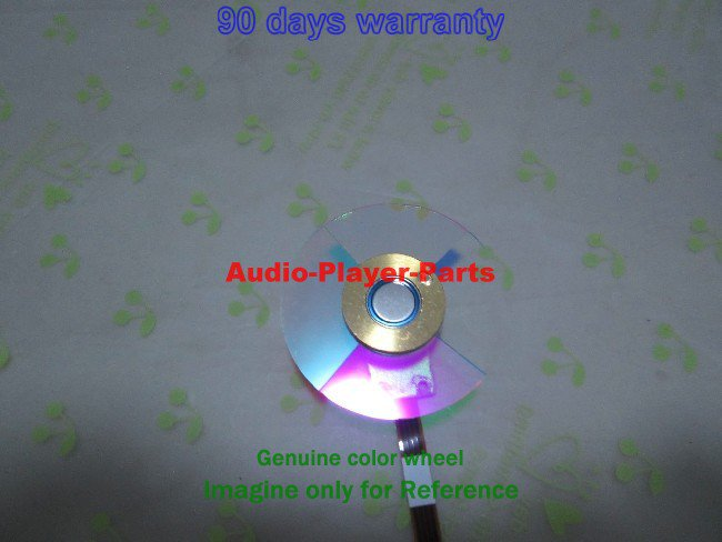 Replacement For DLP Optoma Sanyo DSU2000 Projector Color Wheel