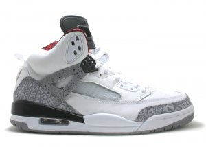 Nike Jordan Spiz'ike -  white/cement grey-black