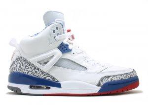 Nike Jordan Spiz'ike -  white/varsity red-true blue