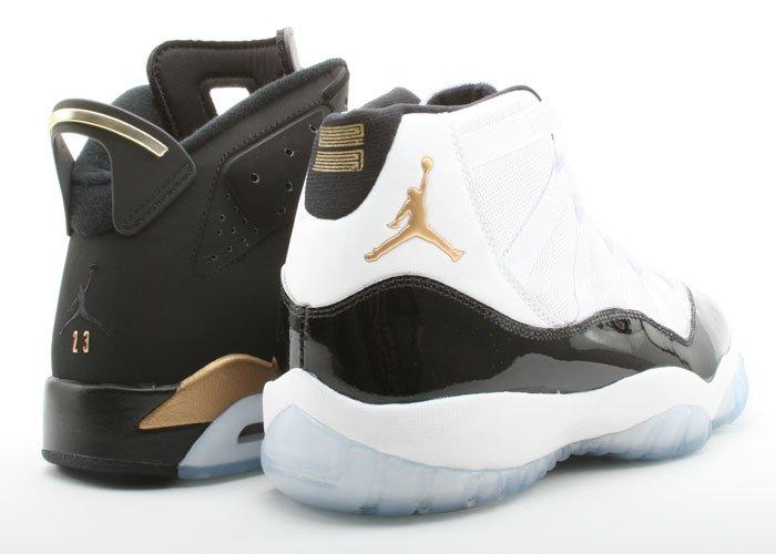"""Air Jordan 6 &11 - """"defining moments pack"""""""