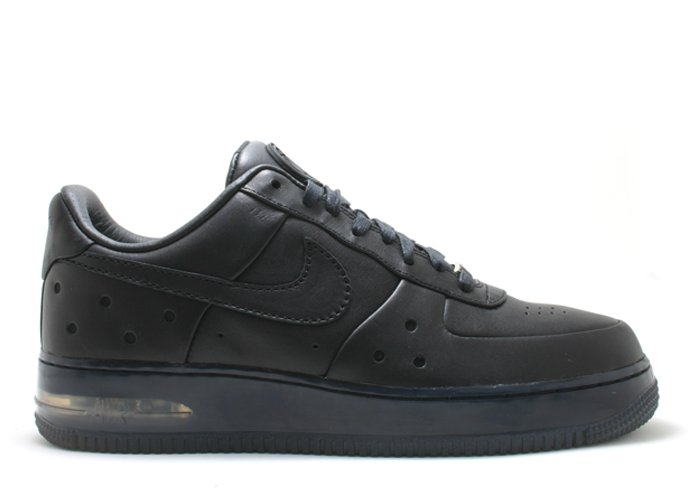Air Force One Low - supreme max air cb black/black