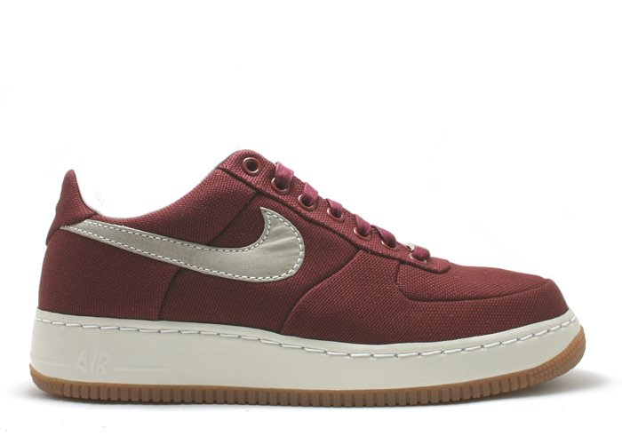 Air Force One Low - red earth/sail-white