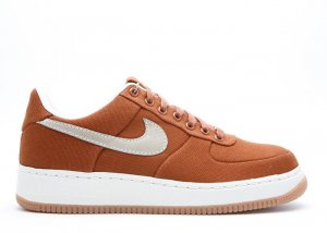 Air Force One Low - cognac/sail-white