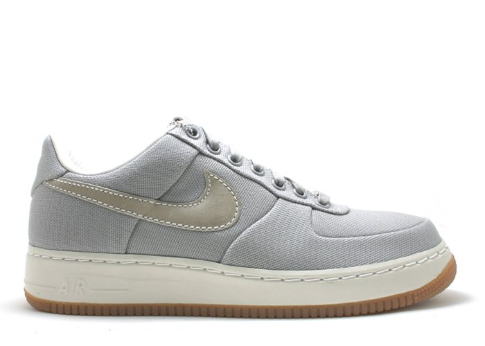 Air Force One Low  - medium grey/sail-white