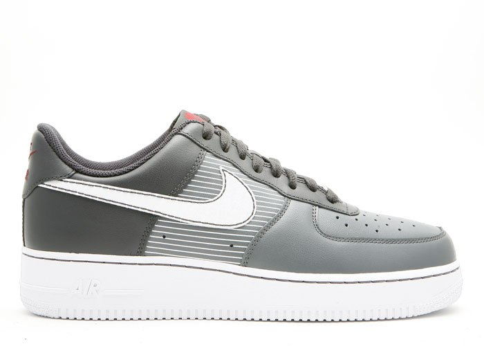 Air Force One Low - flint grey/white-anthracite