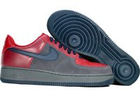 Air Force One Low- team red / team red / anthracite